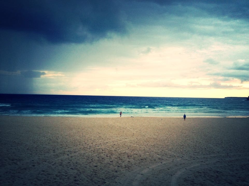 stormy sydney