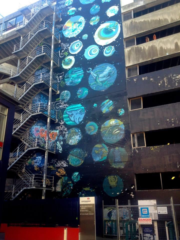 Wellington art