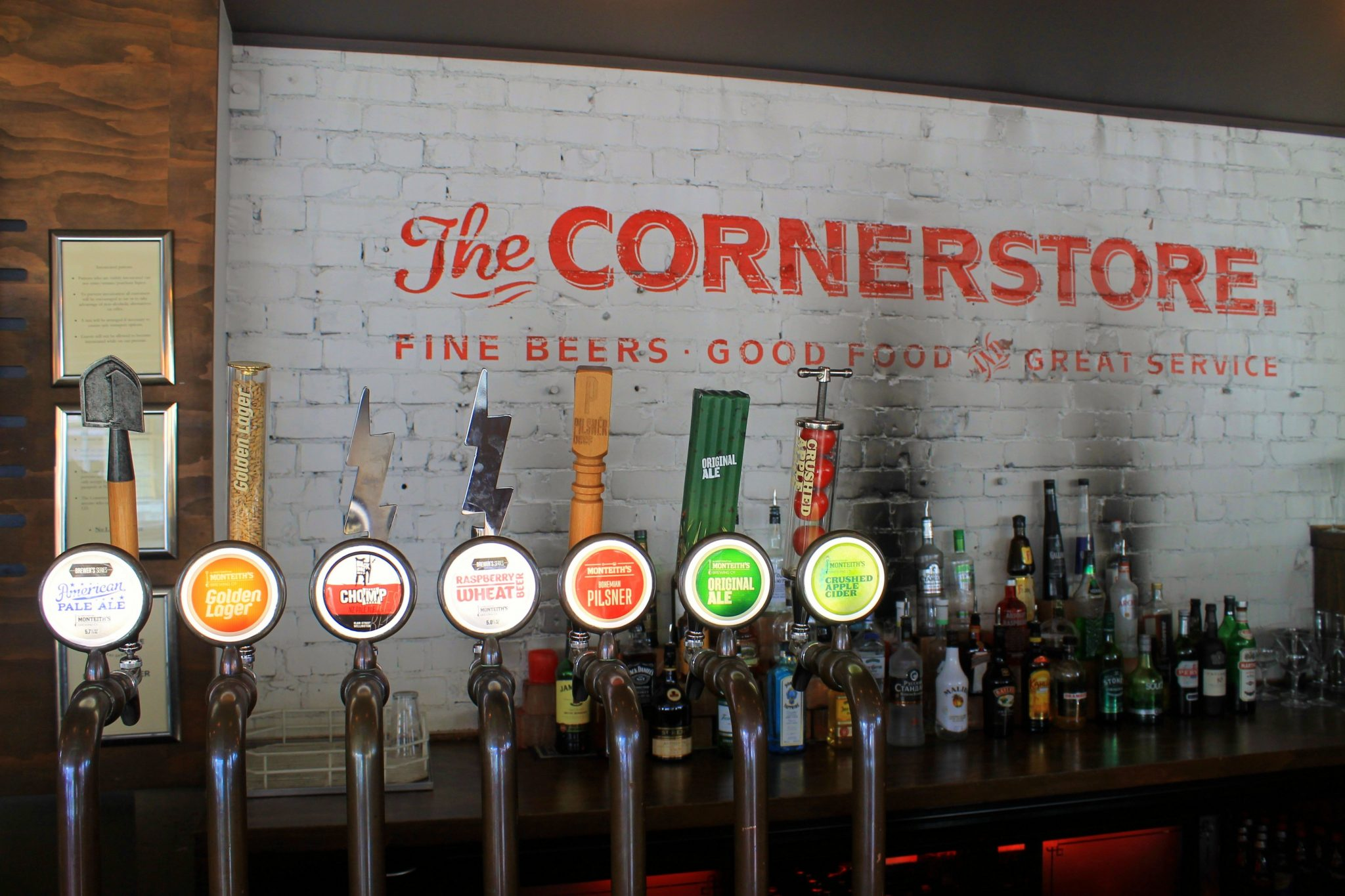 The Cornerstore Bar, Brooklyn