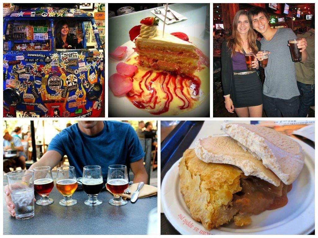 Snapshot memories of the week san diego ca the atlas heart for Craft beer and food