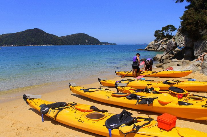 The Gift of Nature - A 3-Day Hike through Abel Tasman - New Zealand