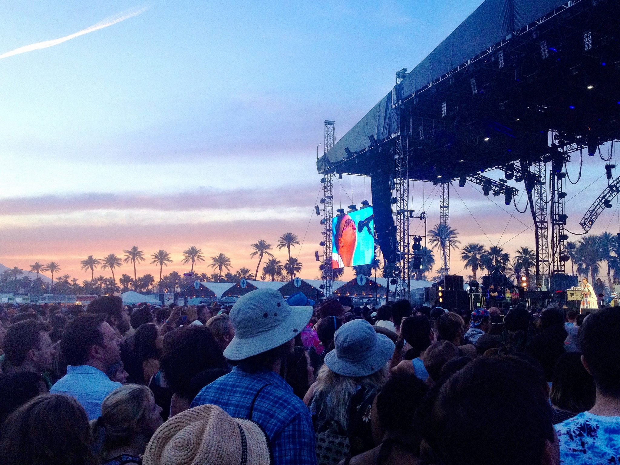 Coachella - unique things to do in southern California