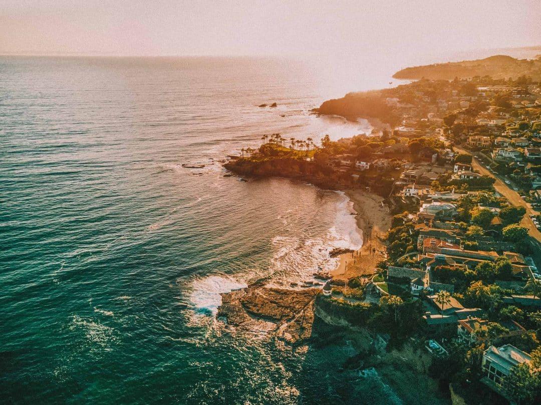 best beaches in orange county, california