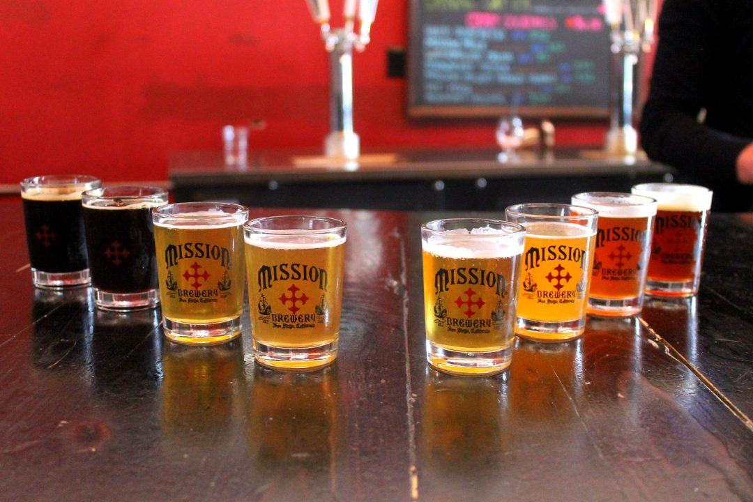 what to do in california - beer tasting in san diego