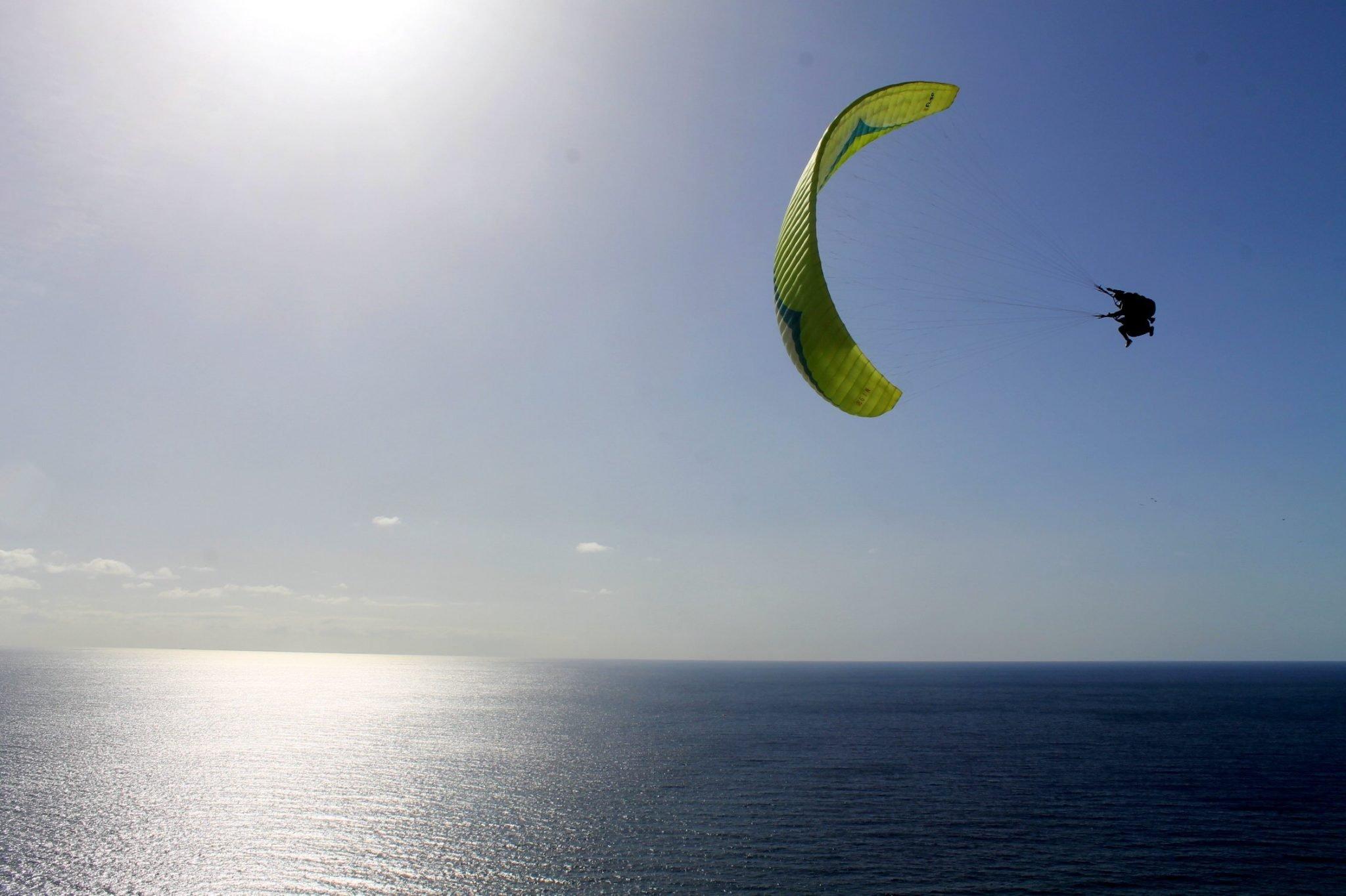 Torrey Pines Gliderport | Paragliding San Diego, California
