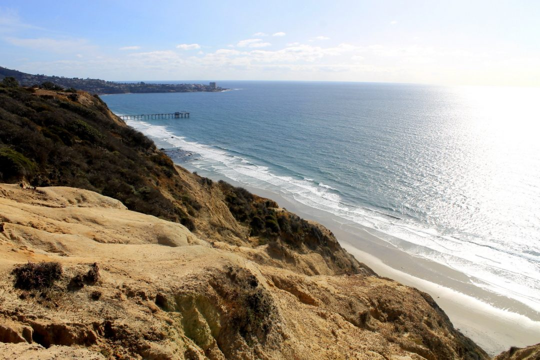 top things to do in san diego - go to the beach, Black's Beach La Jolla