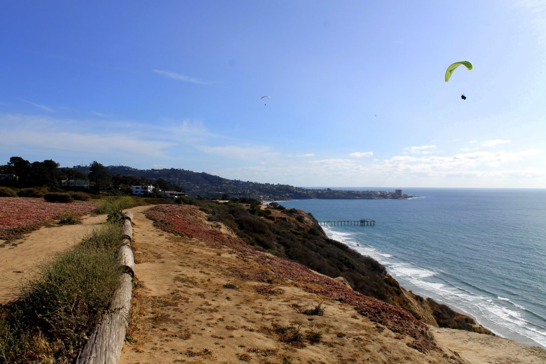 what to do in la jolla, san diego - gliderport