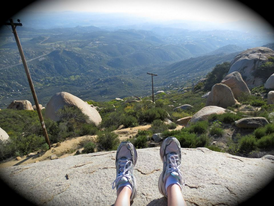 fun things to do in san diego - hike mount woodson