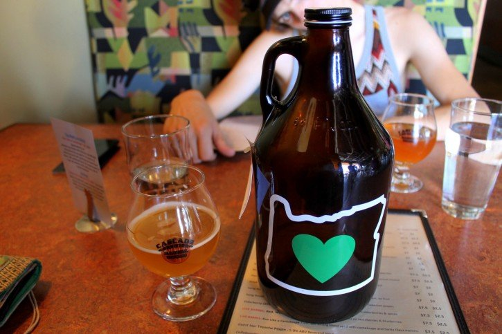 Winter in Portland Oregon, Best Portland breweries to visit