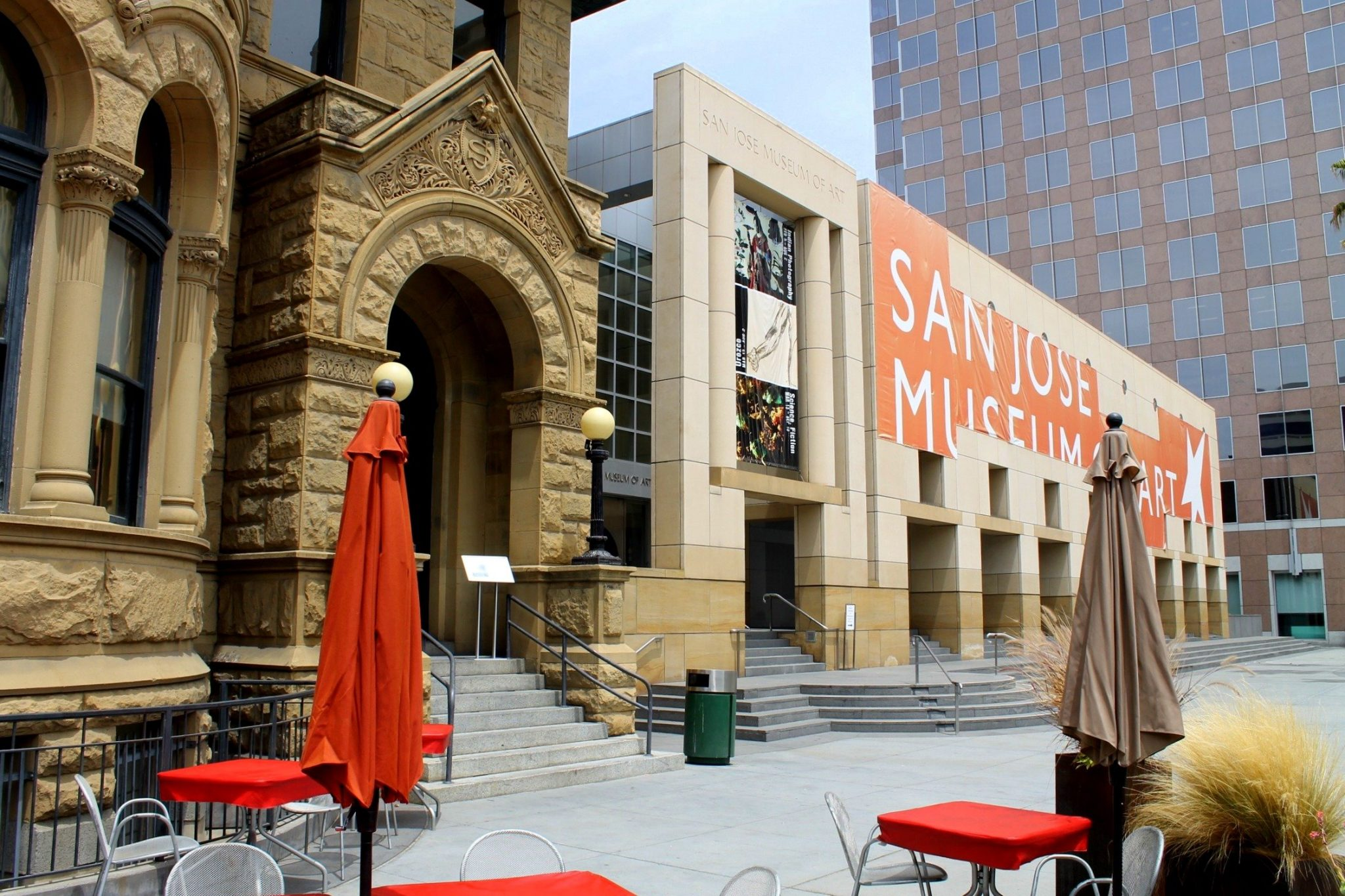 One Day in San Jose California | San Jose Museum of Art | Free Museum Days San Jose