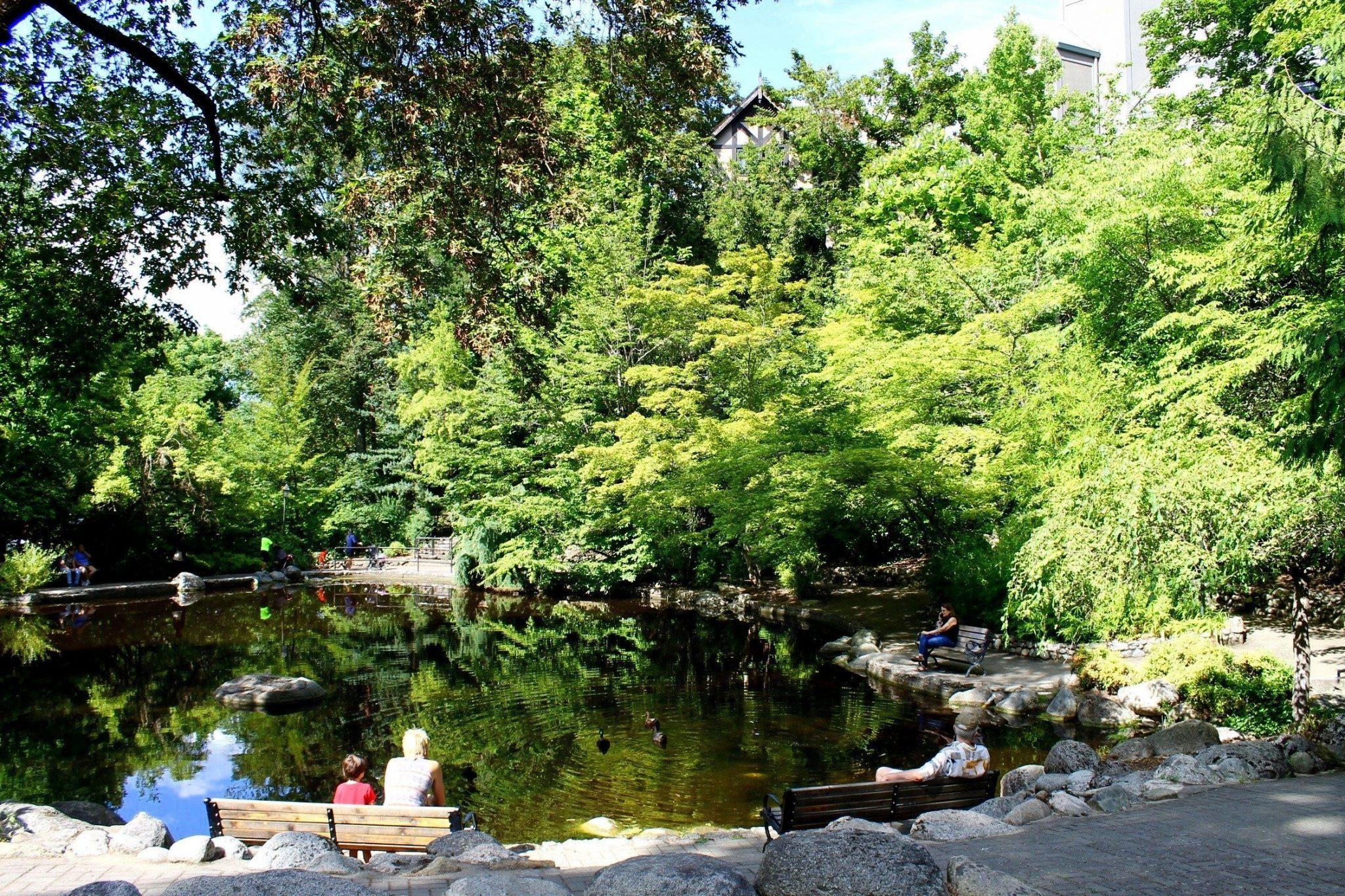 Lithia Park - Ashland, Oregon