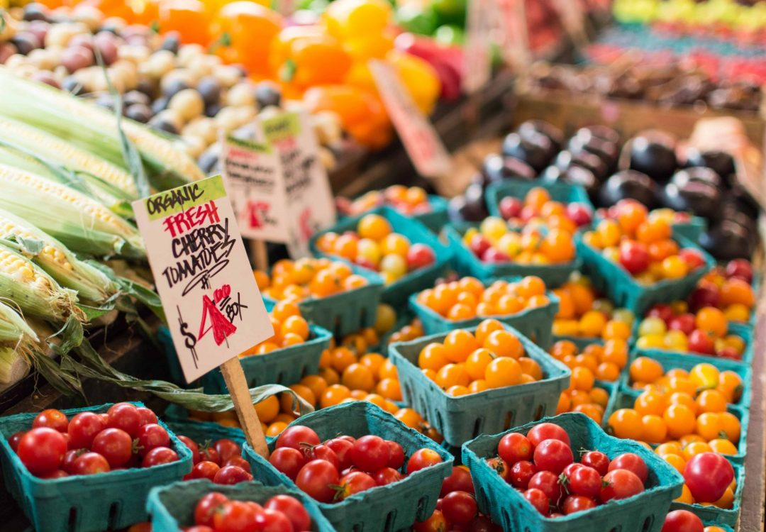 San Jose Farmers Market - one of the best things to do in San Jose