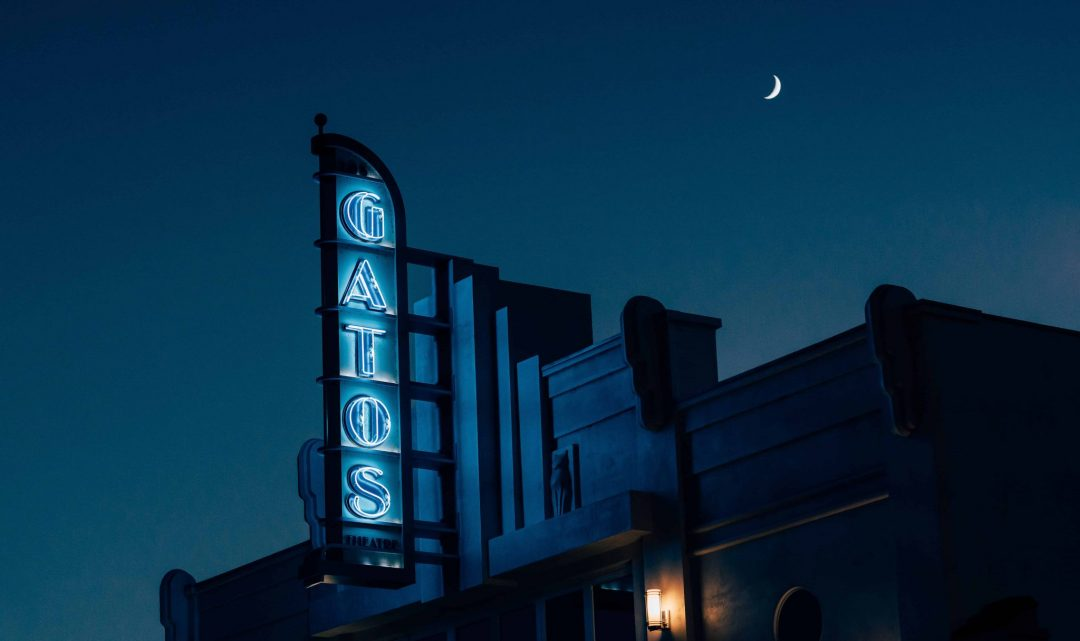 explore downtown Los Gatos - things to do in San Jose at night