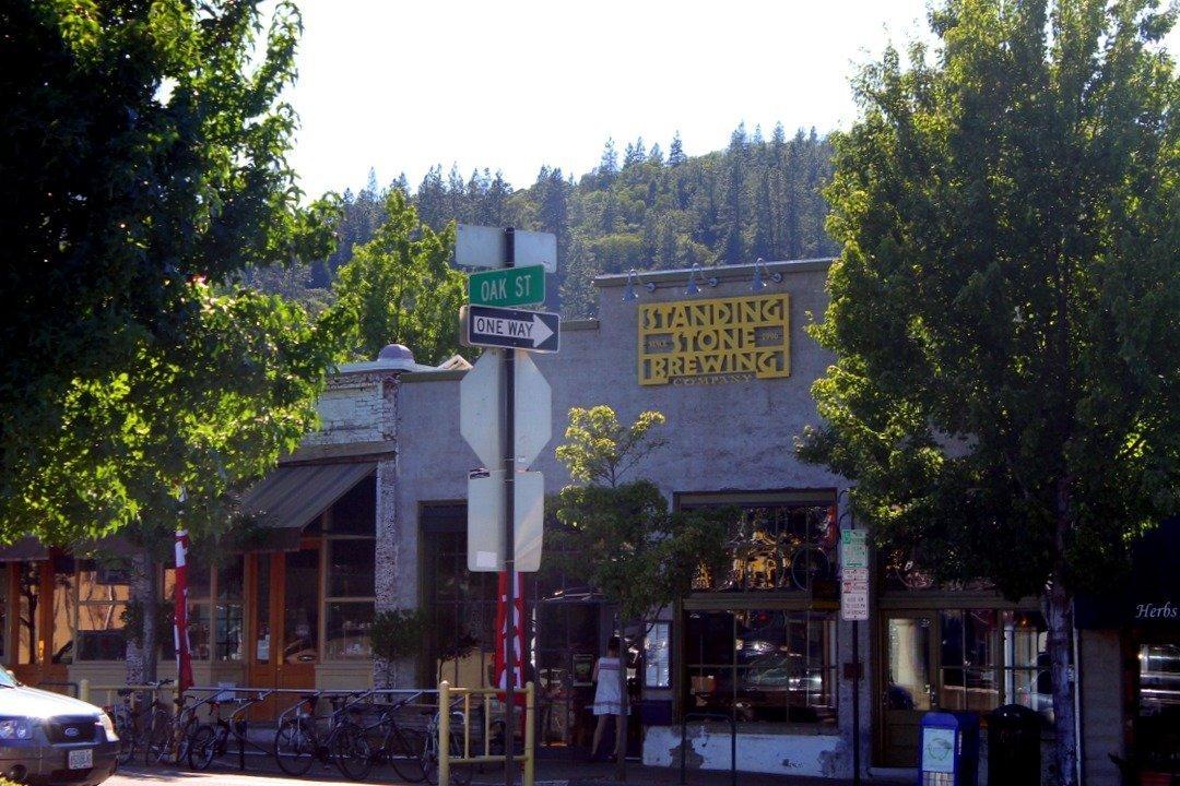 Standing Stone Brewing - Ashland, Oregon