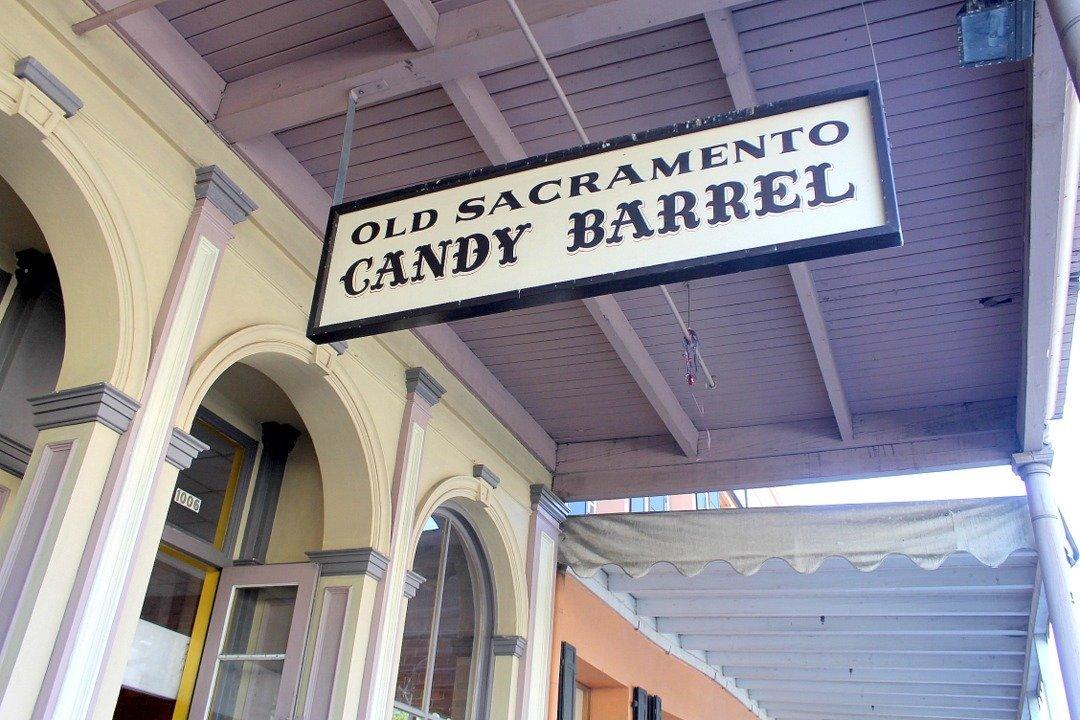 Old Town Historical District - Sacramento, California