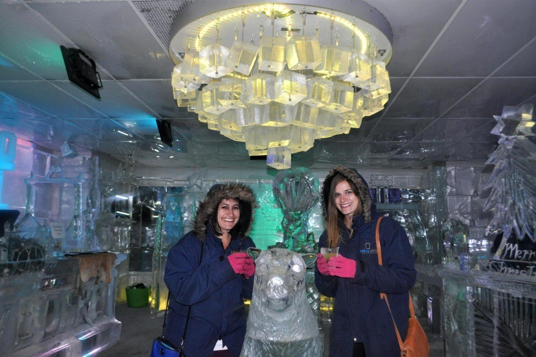 Ice Bar - Queenstown, New Zealand activities