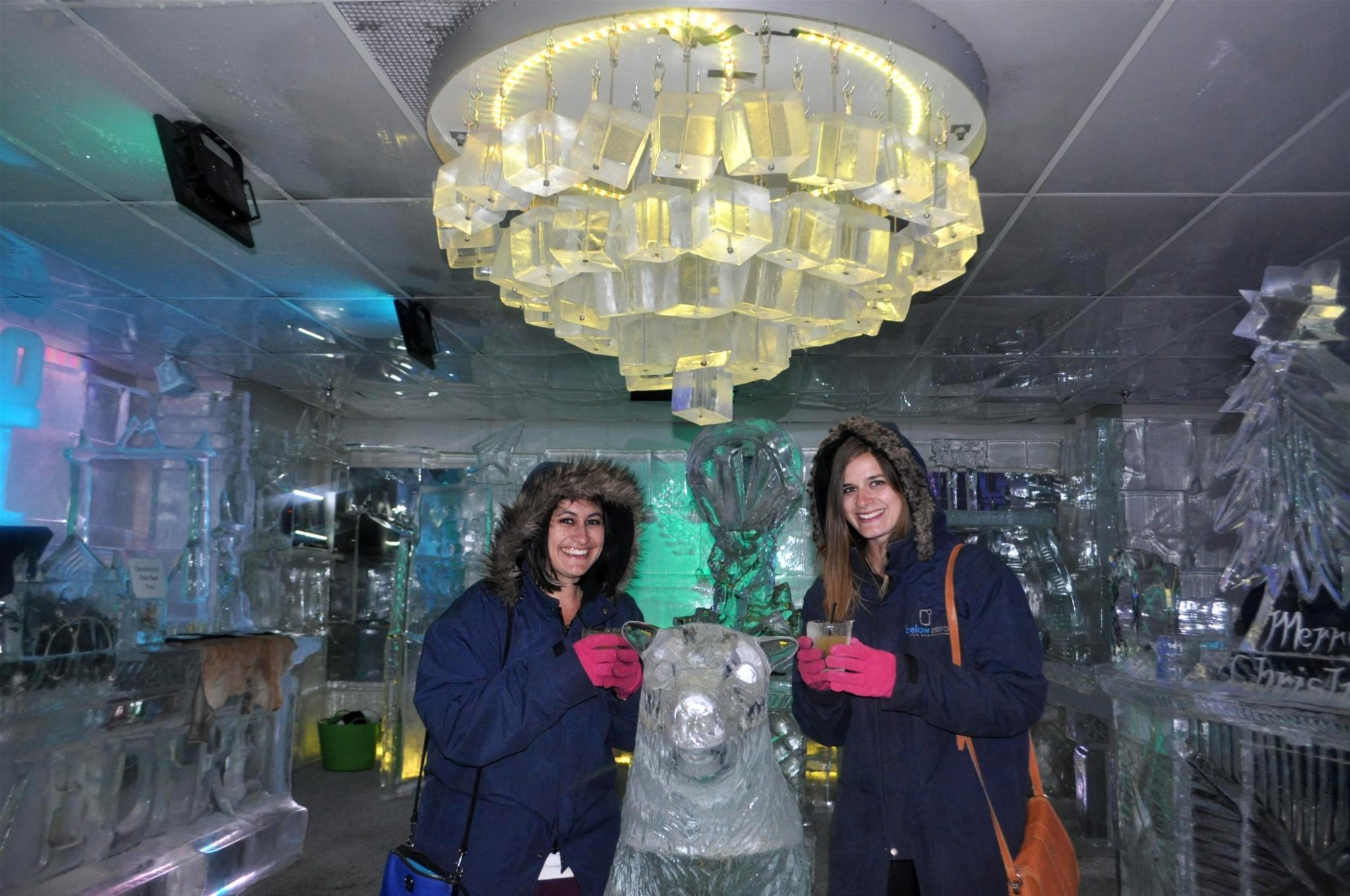 Ice Bar - Queenstown, New Zealand