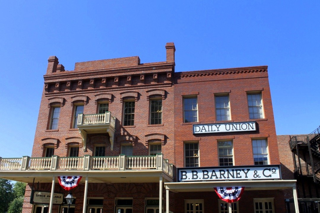 where to stay in Sacramento, California - Old Town Historical District