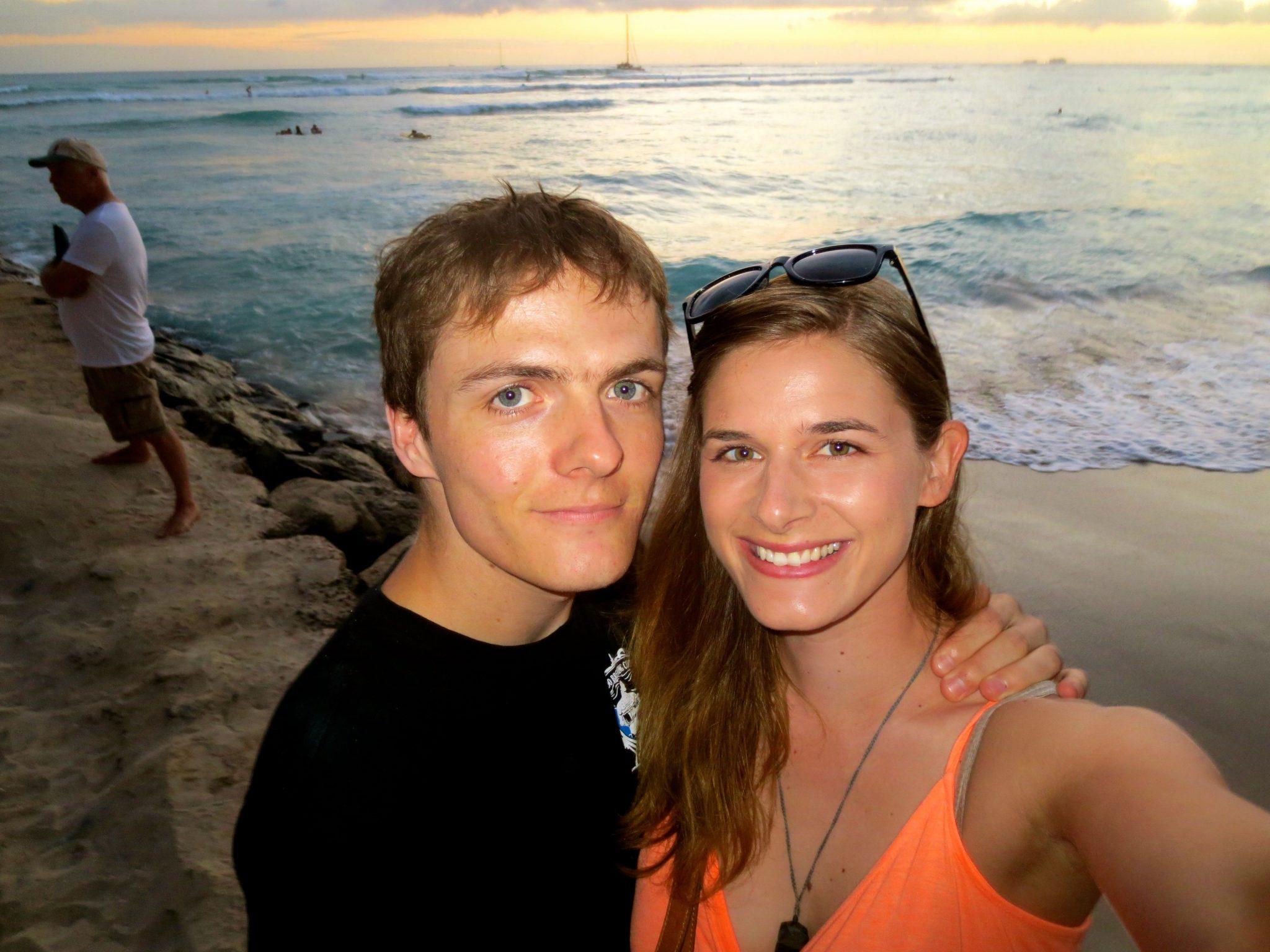 Waikiki Sunset - Oahu, Hawaii
