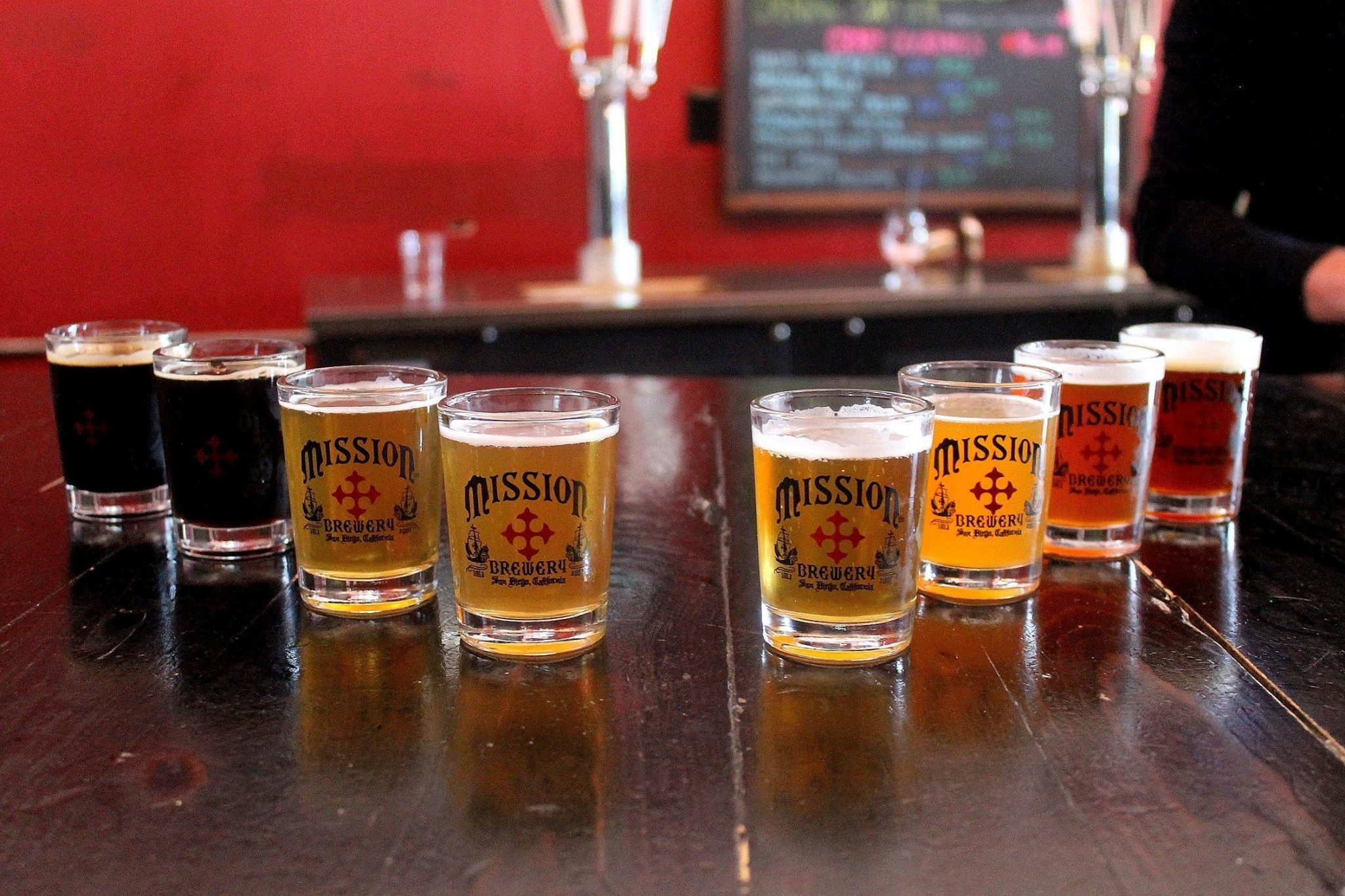Mission Brewery - San Diego, California - best breweries in southern California