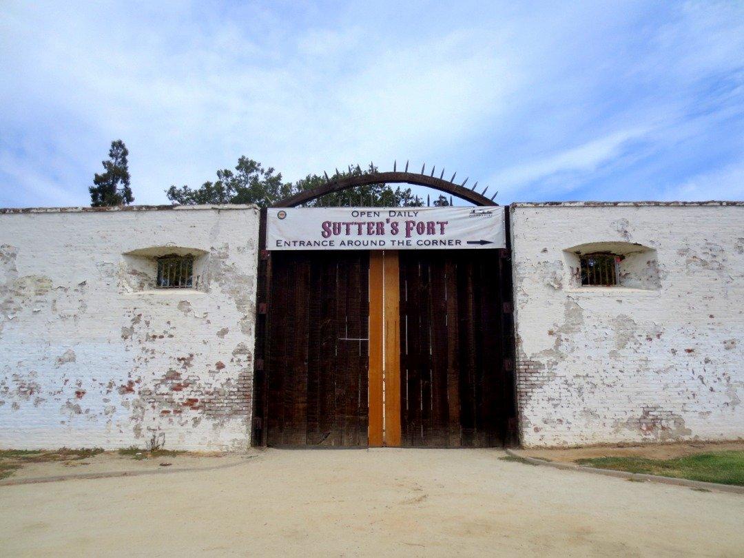 Sutter's Fort - Sacramento, California
