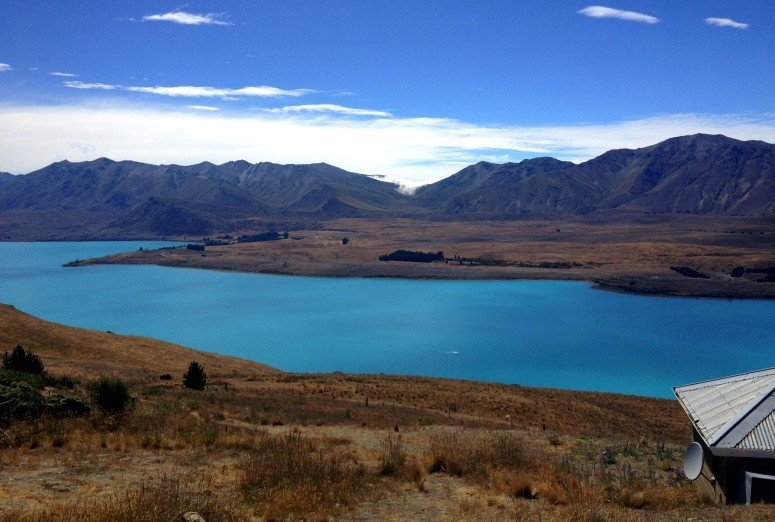 Mount John Observatory - Lake Tekapo, New Zealand