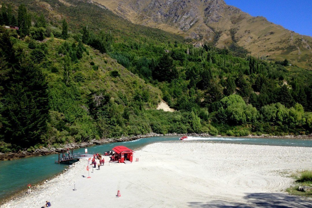 Shotover Jet, things to do in Queenstown in summer | New Zealand activities