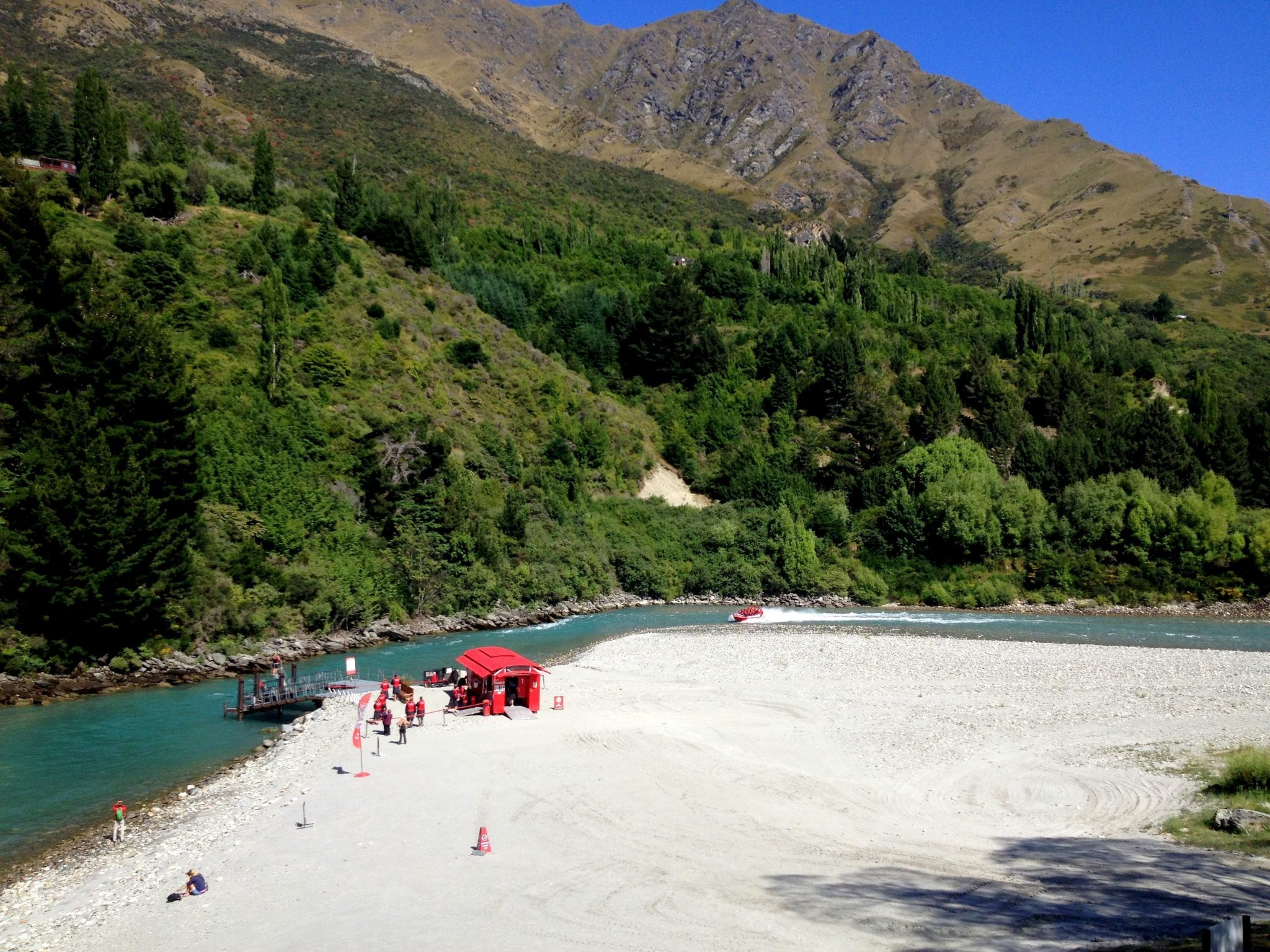 Shotover Jet - Queenstown, New Zealand