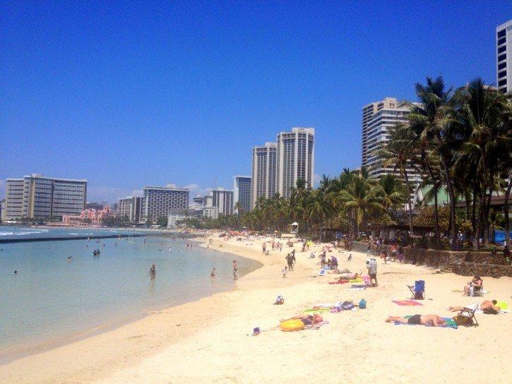 Waikiki Beach - Honolulu, Oahu