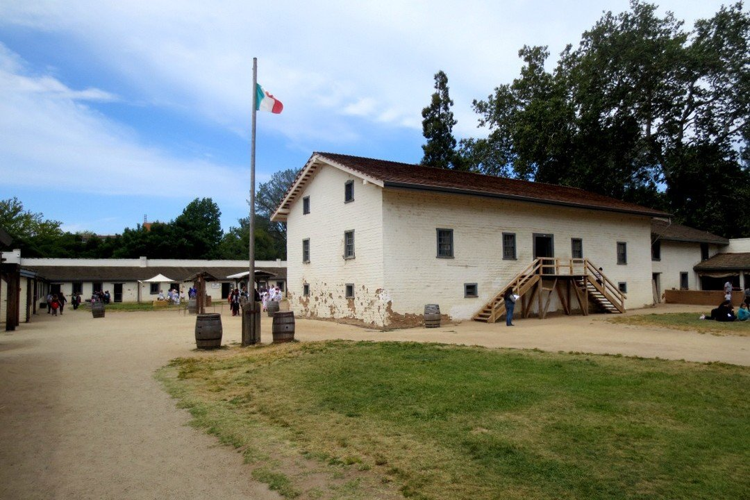 Sutter's Fort - top things to do in Sacramento