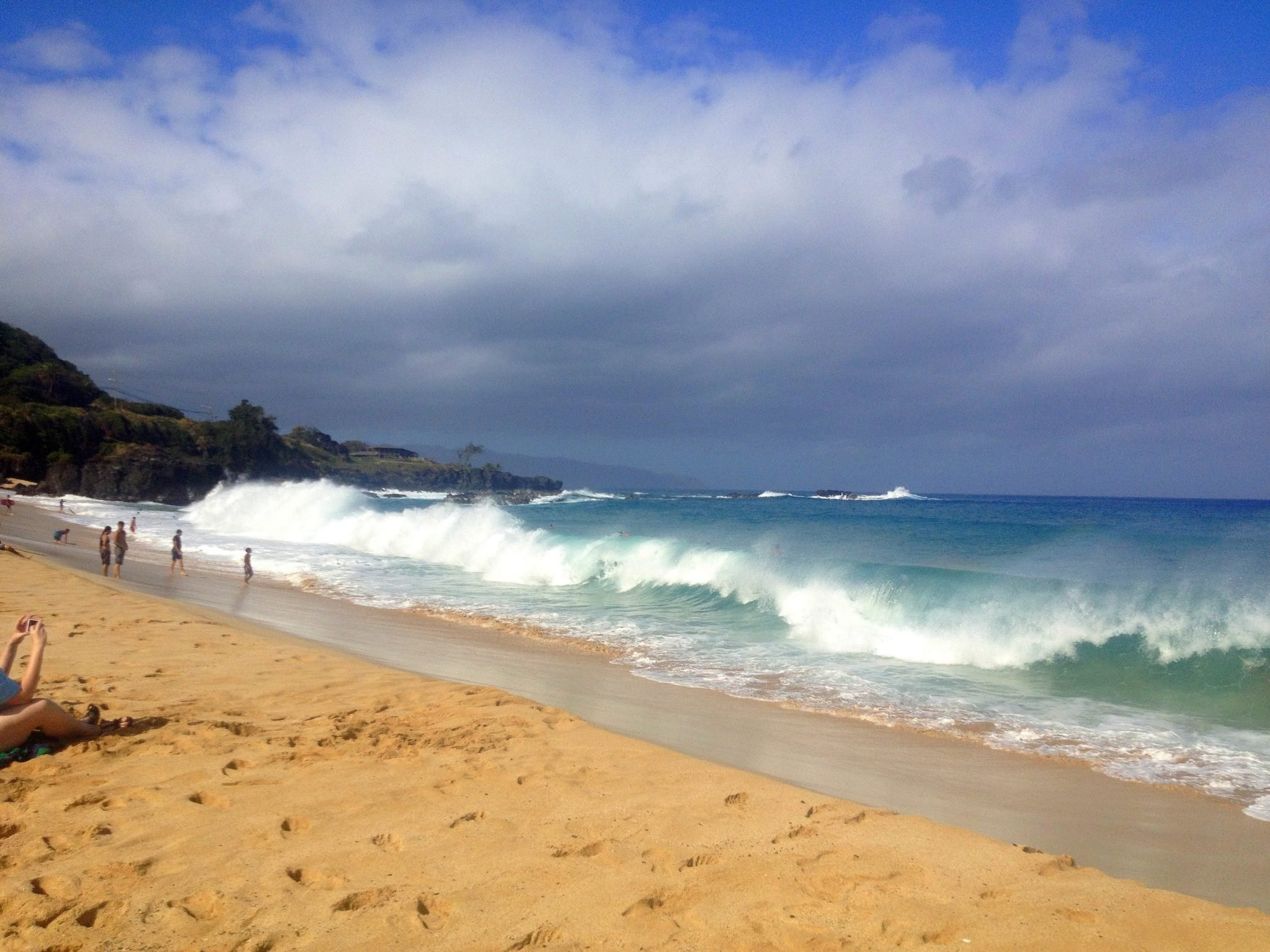 North Shore - Honolulu, Oahu, Hawaii