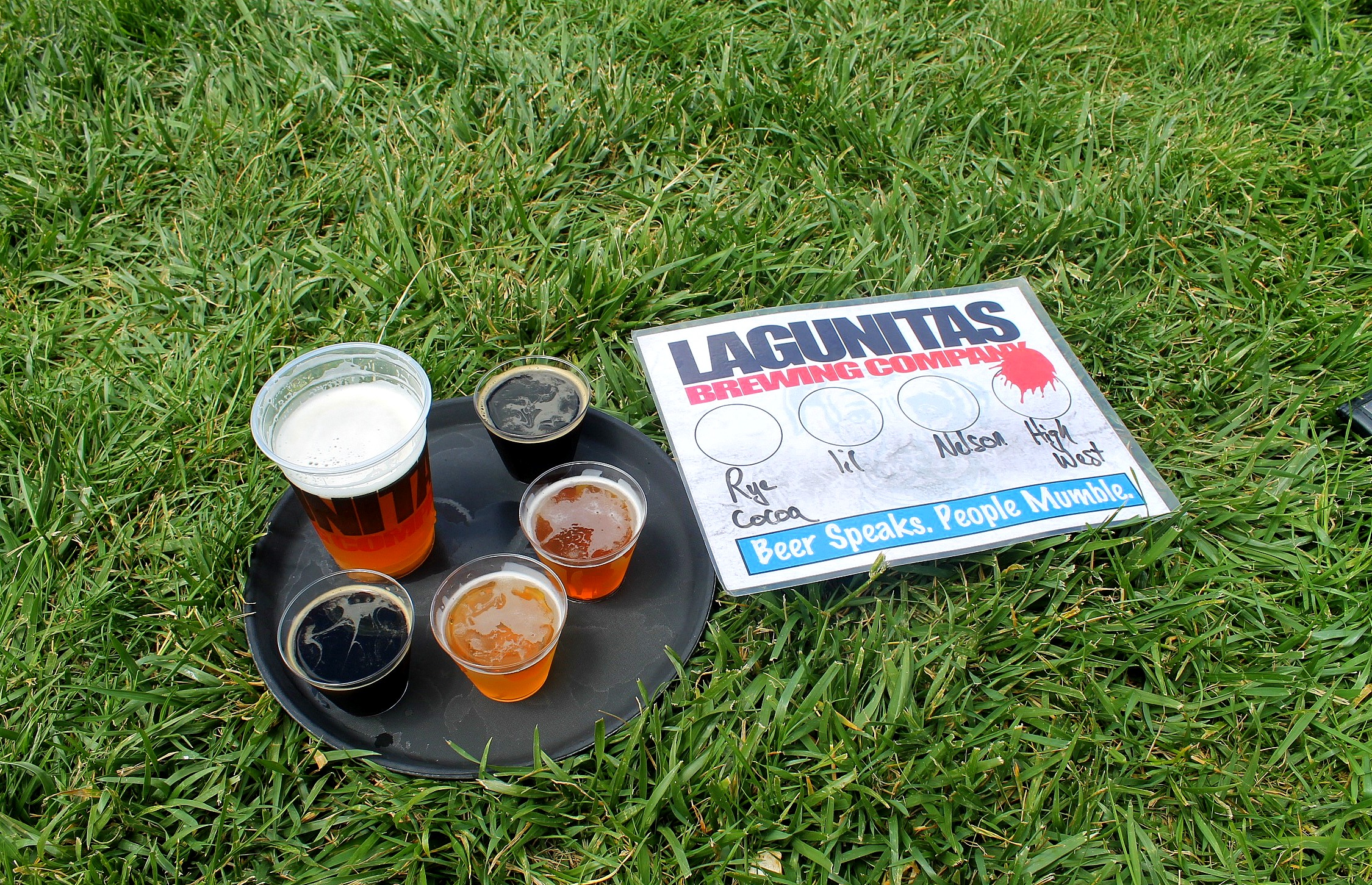 Lagunitas Brewing - Petaluma, California - Sonoma County Breweries