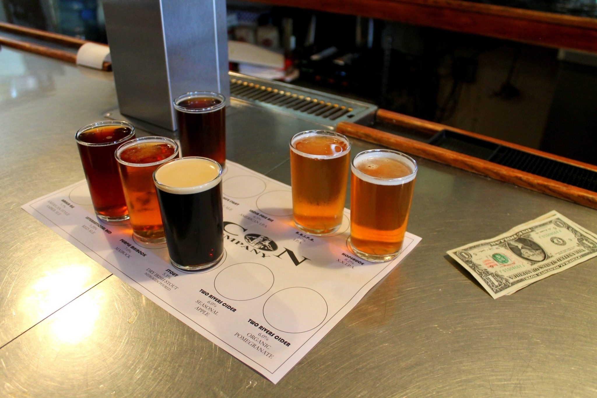 Rubicon Brewing - Sacramento, California - breweries in California