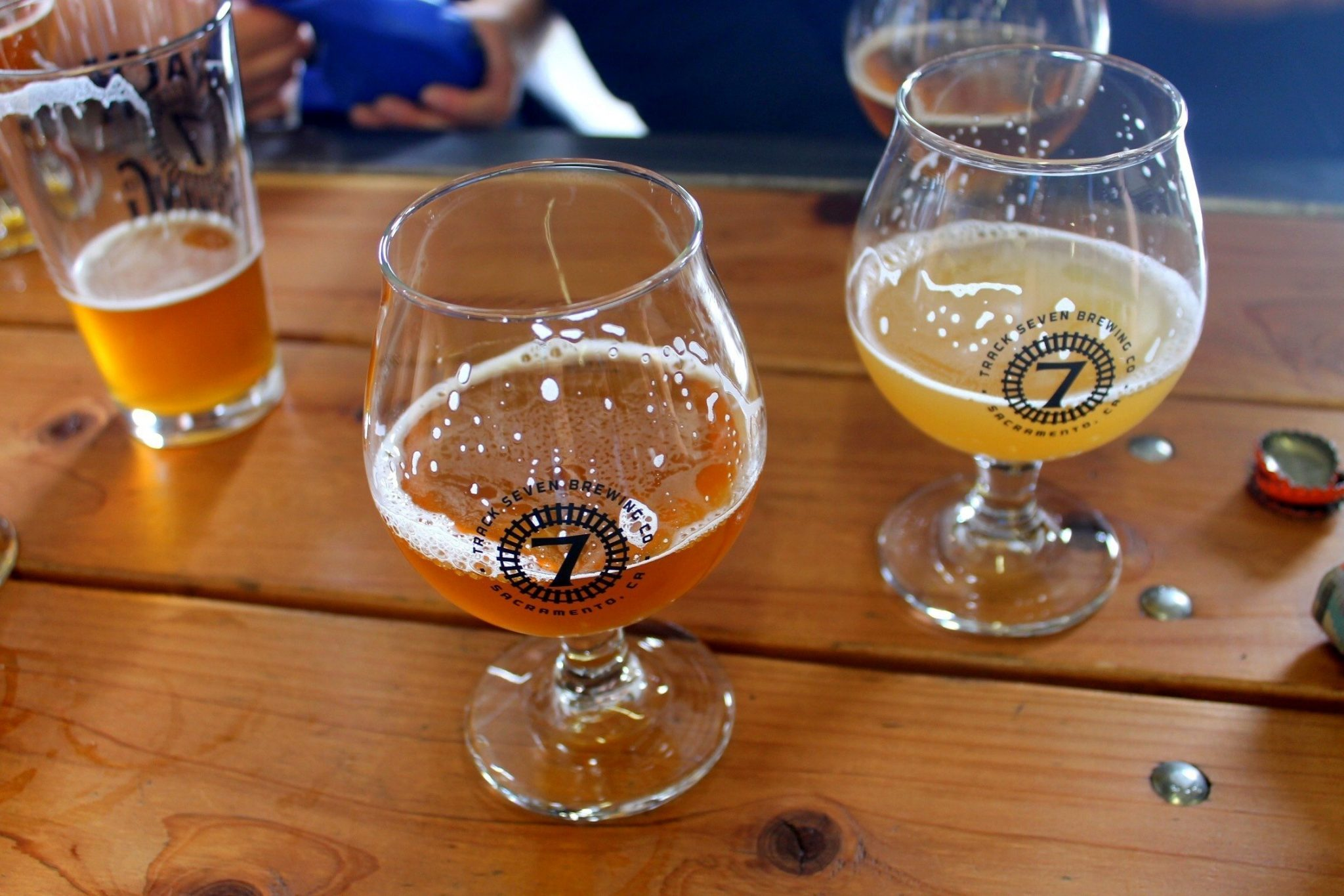 Track 7 Brewing - Sacramento, California - top California breweries