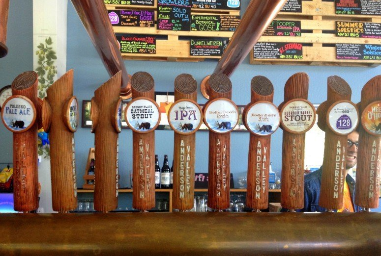 Anderson Valley Brewing Company - Boonville, California
