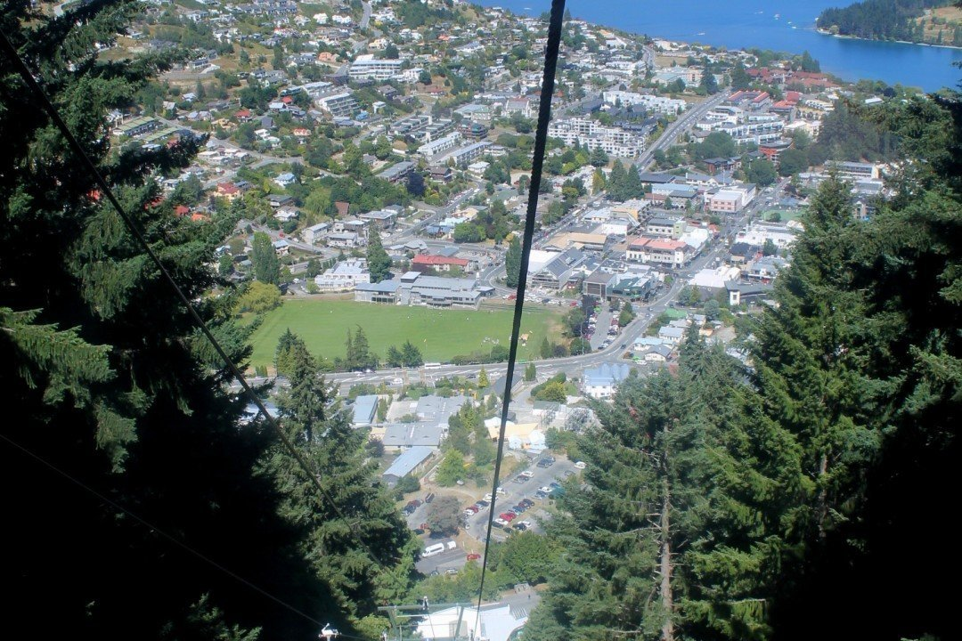 Gondola in Queenstown, New Zealand | Queenstown adventure activities