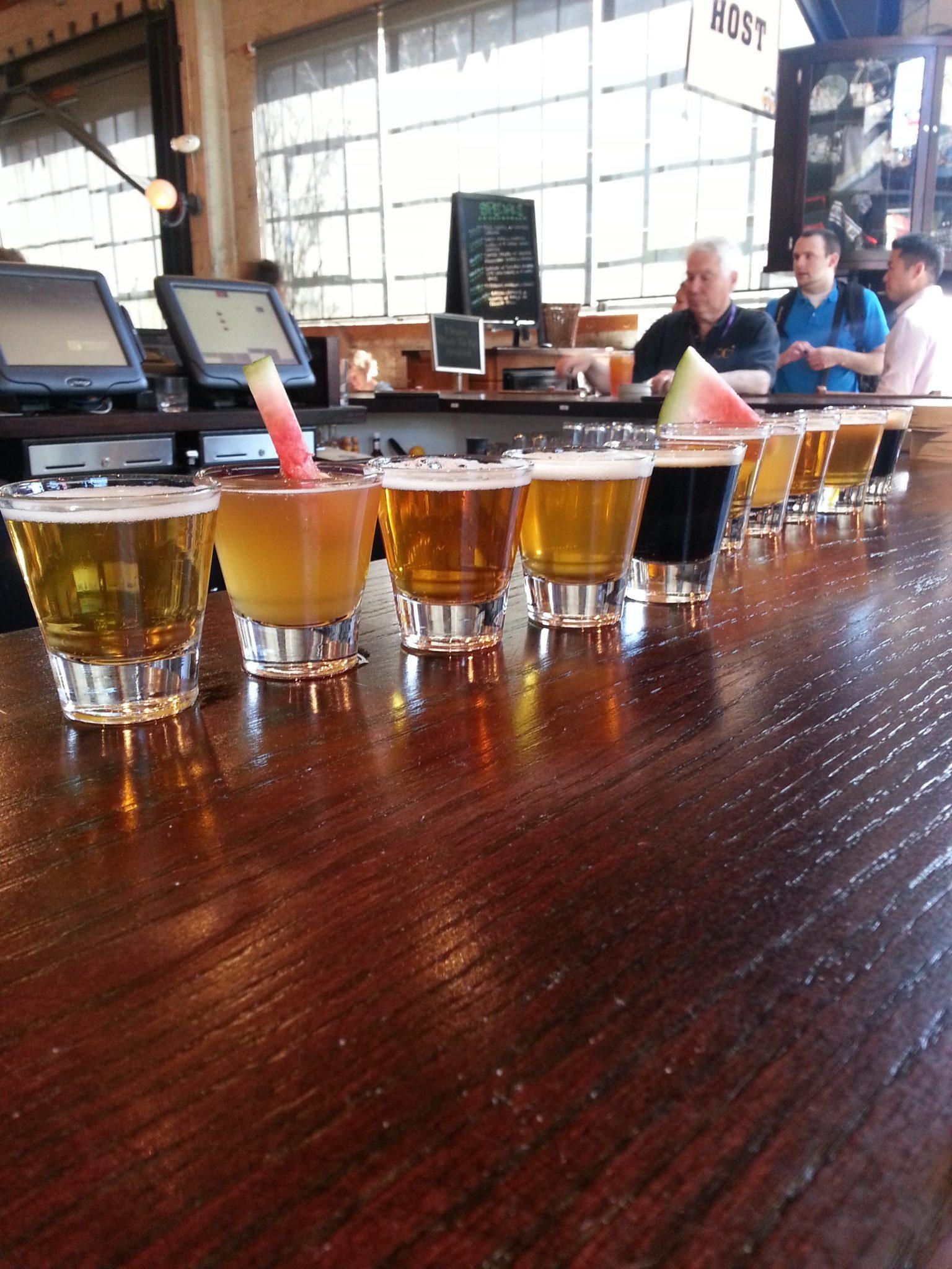 21st Amendment Brewing - San Francisco, California - top 10 beers in California