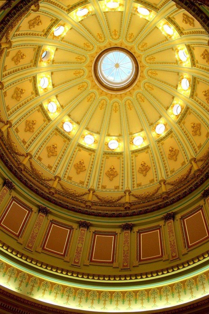 State Capitol Building - Sacramento, California