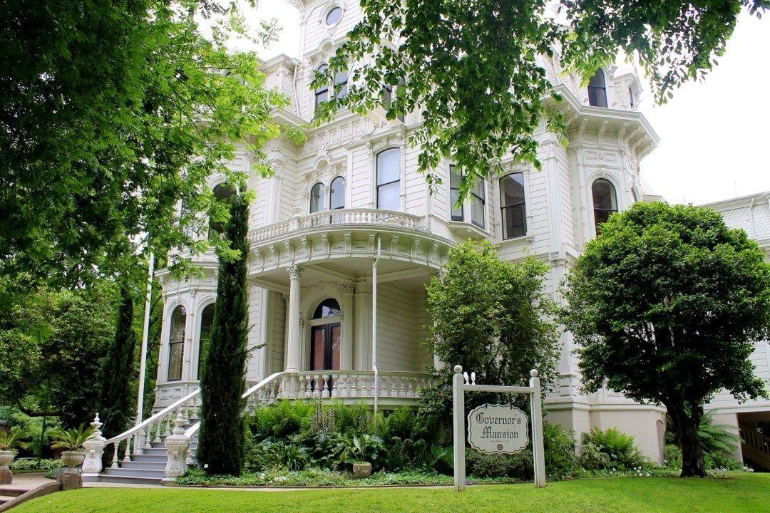 Governor's Mansion - best things to do in Sacramento, California
