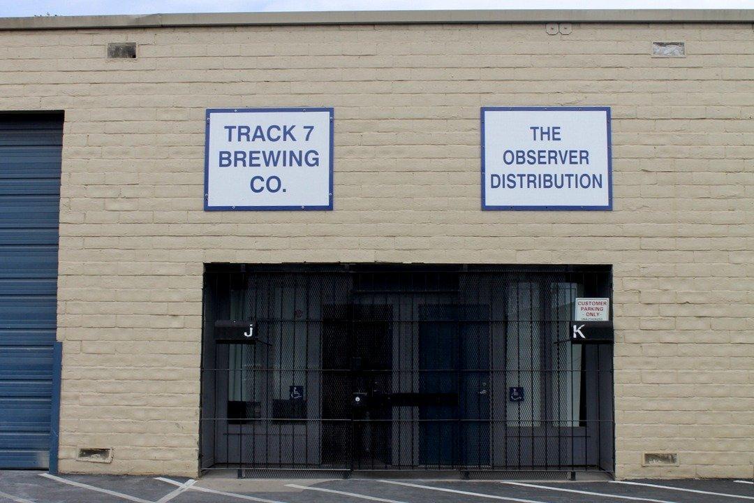 Track 7 Brewery - Sacramento, California