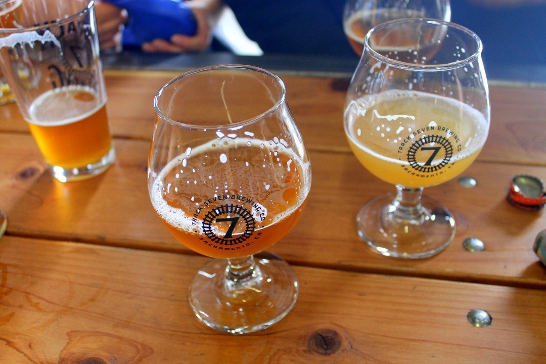 Track 7 Brewery - places to visit in Sacramento
