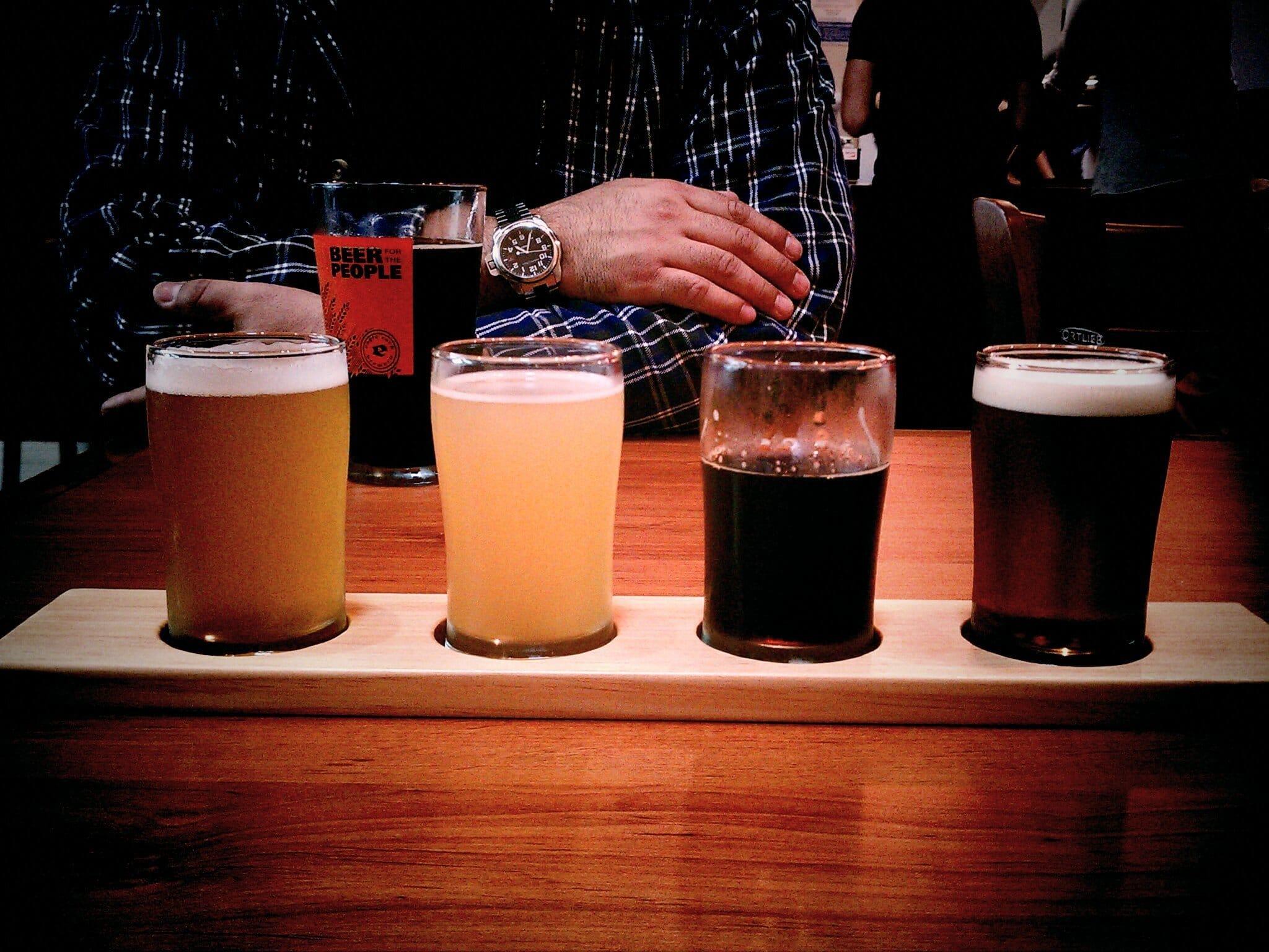Eagle Rock Brewery - Los Angeles, California - List of California Breweries