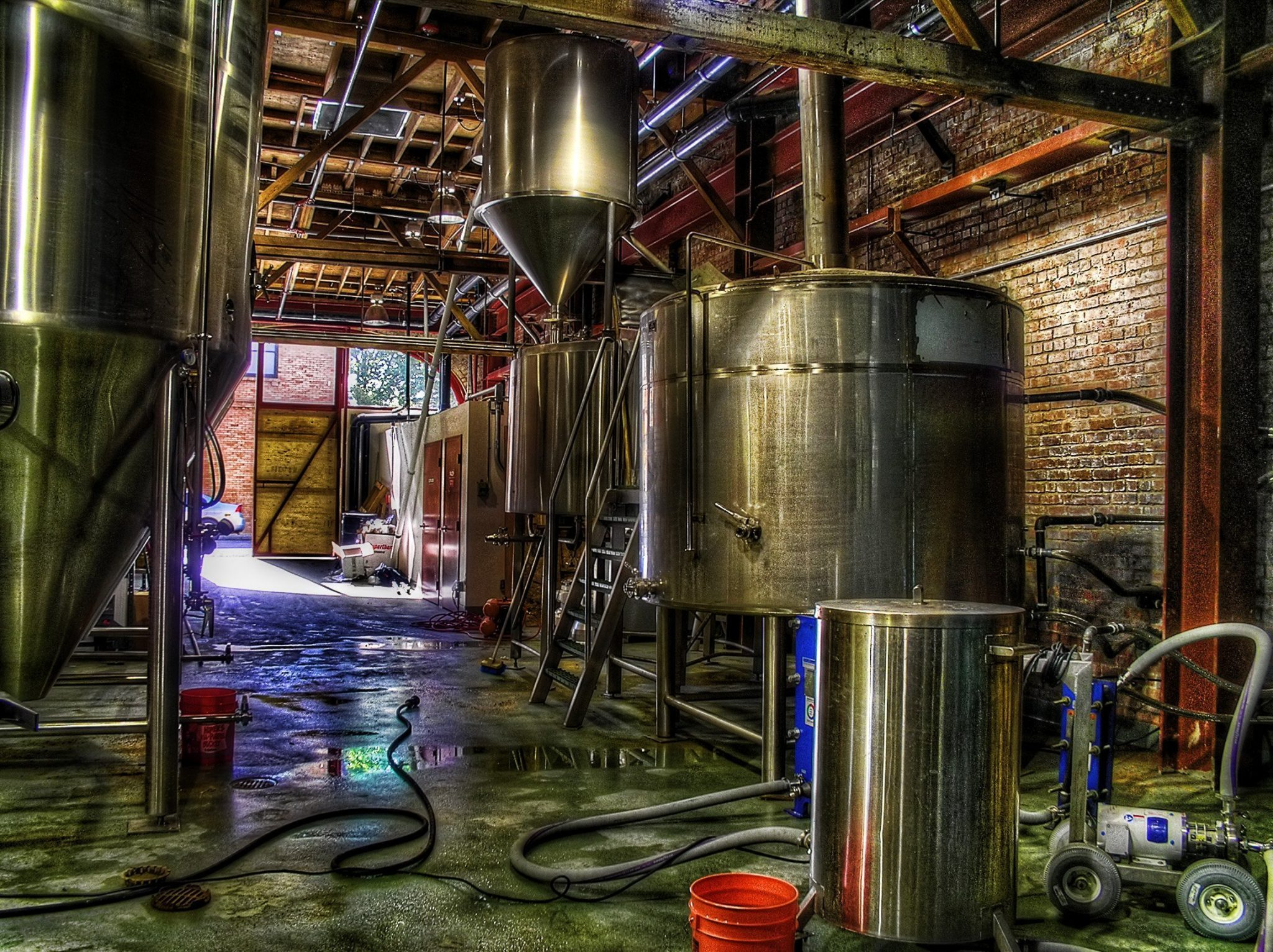 Heretic Brewing Company, California - beer tasting California