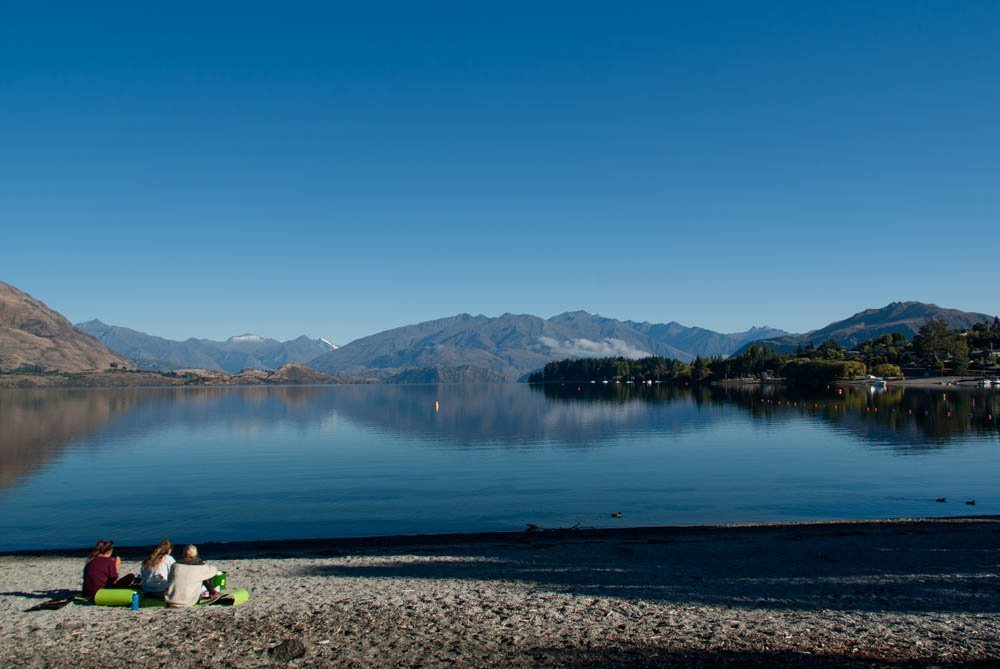 Wanaka - South Island, New Zealand