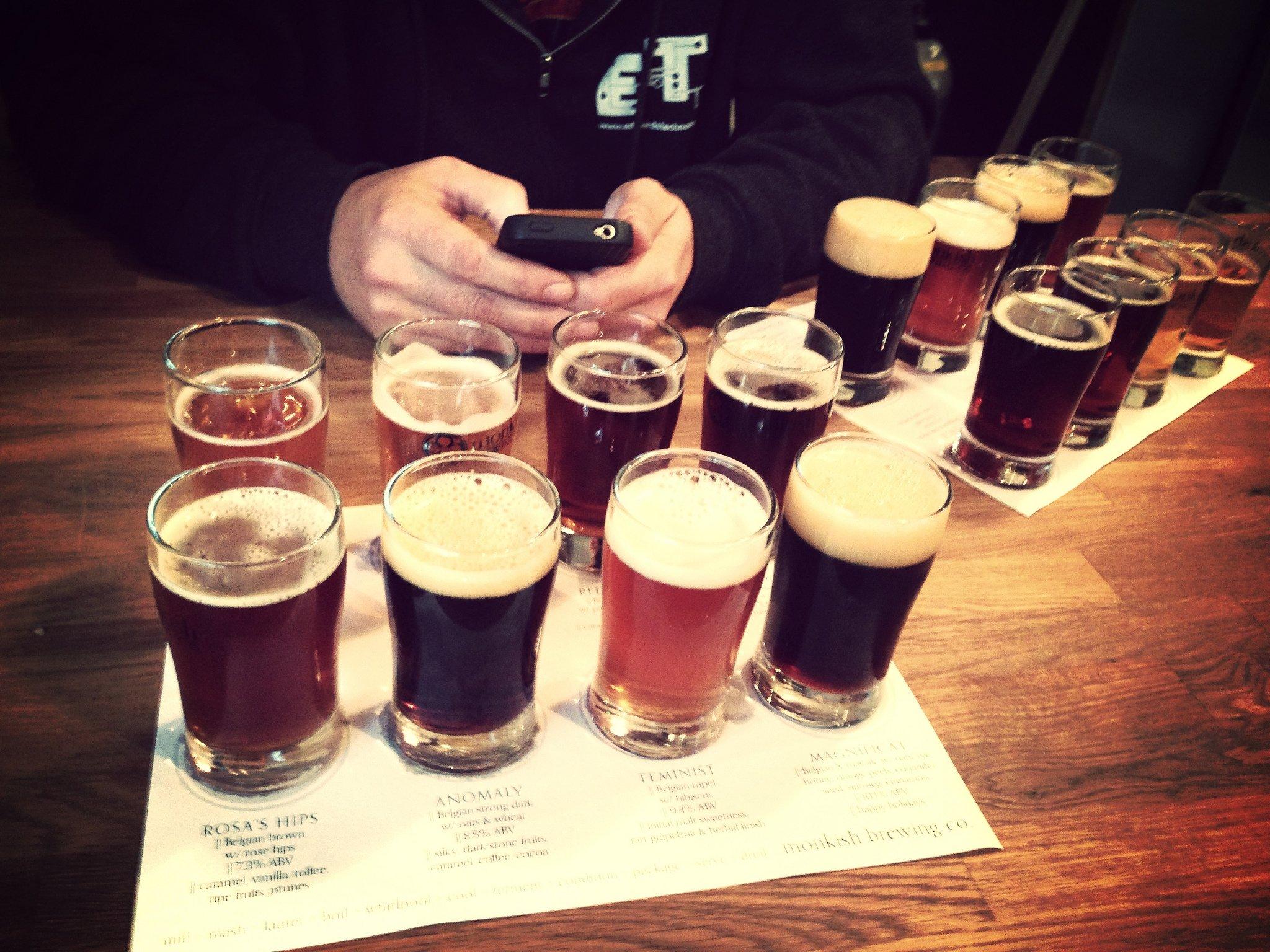 Monkish Brewing - Los Angeles, California