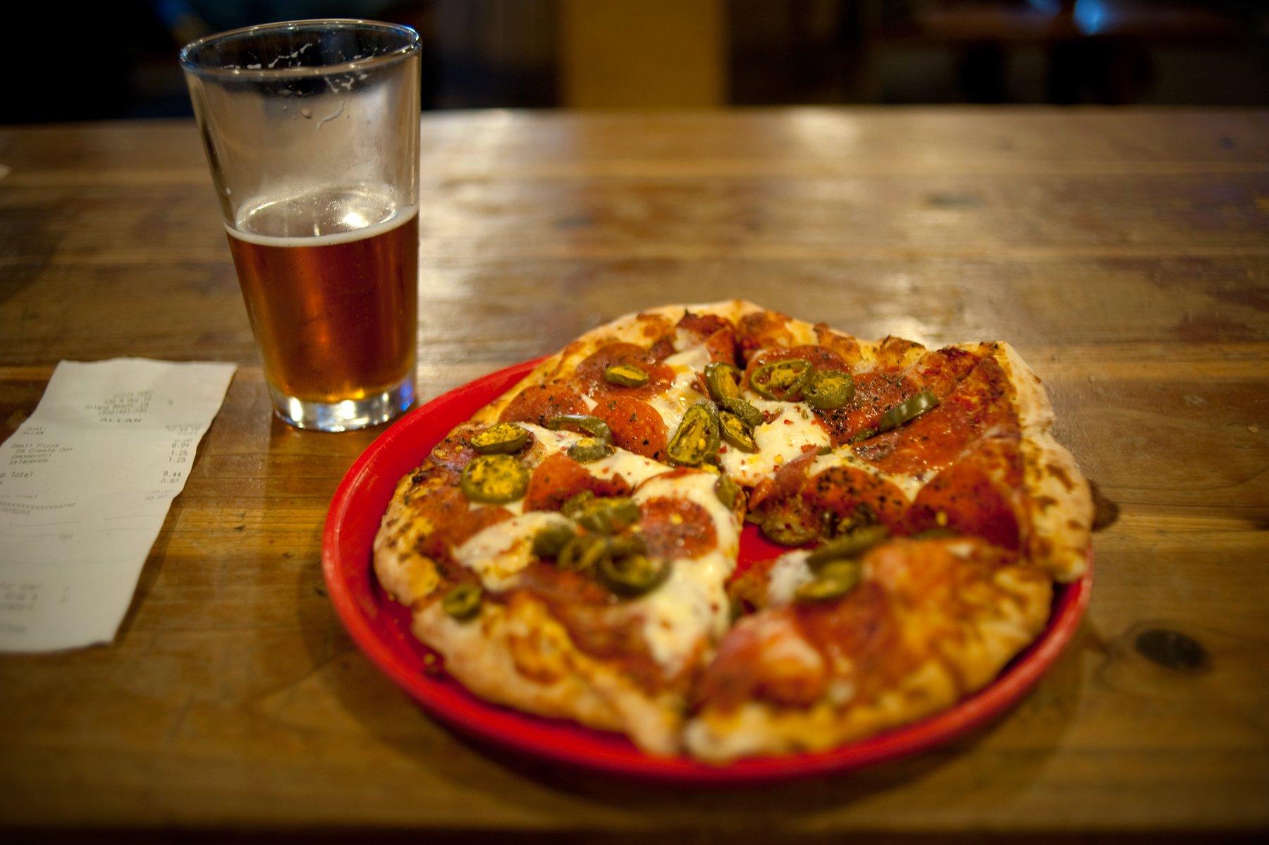 Pizza Port - Solana Beach California - Southern California Breweries