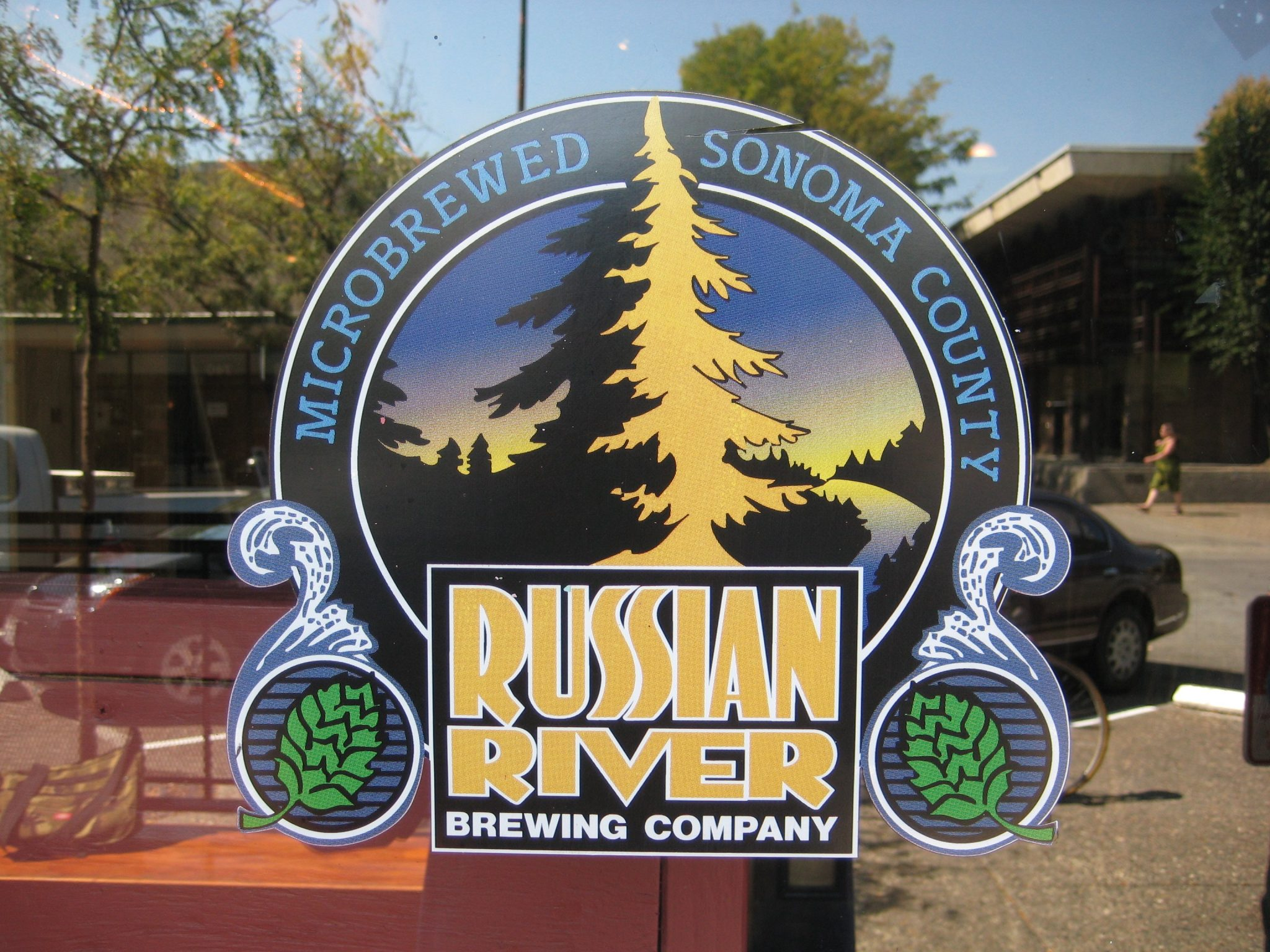 Russian River Brewing, California - top 10 Breweries in California
