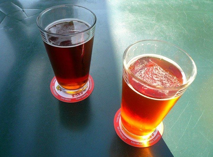 Seabright Brewery - Santa Cruz, California - micro breweries in California