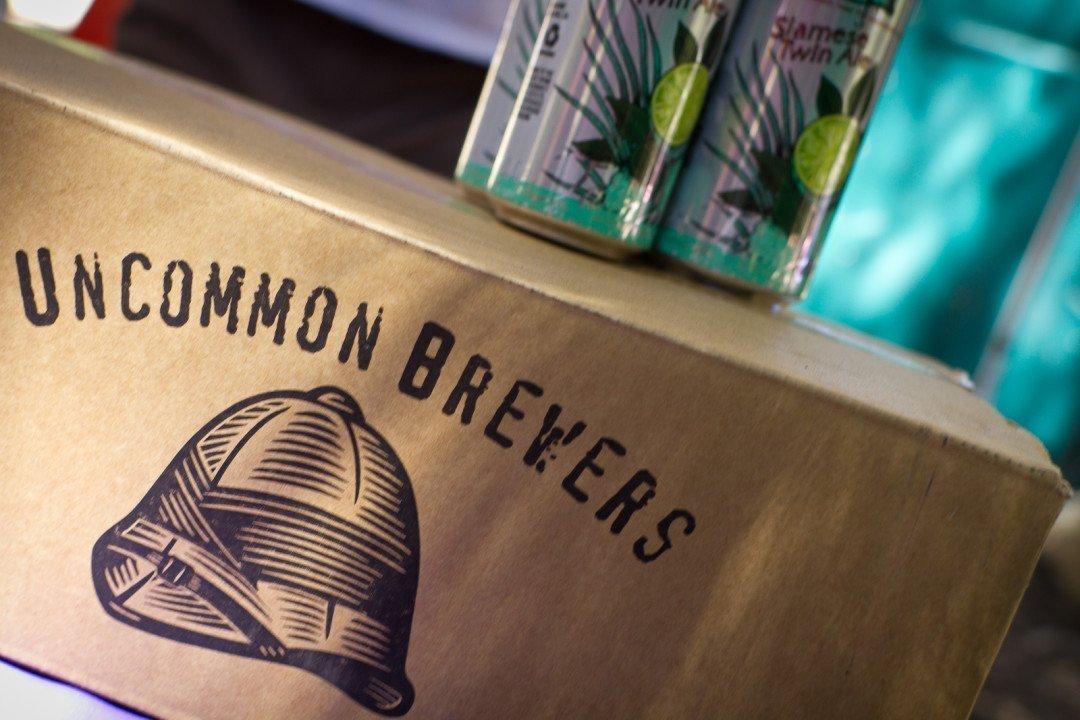 Uncommon Brewers - Santa Cruz, California - top California breweries