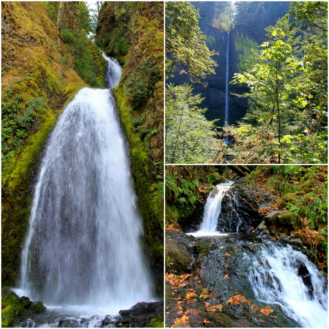 Columbia River Gorge Waterfalls - Portland, Oregon